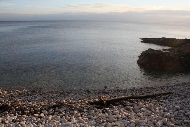 Une plage dans le Finistère